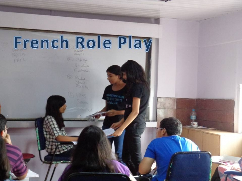 French Role Play
