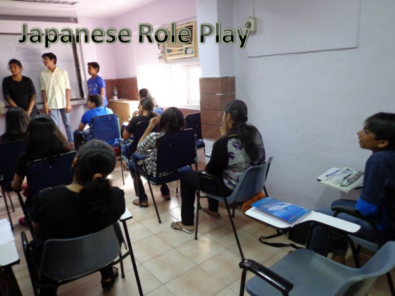 Japanese role play