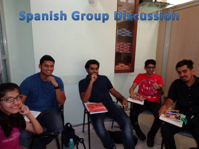 Spanish Group discussion22