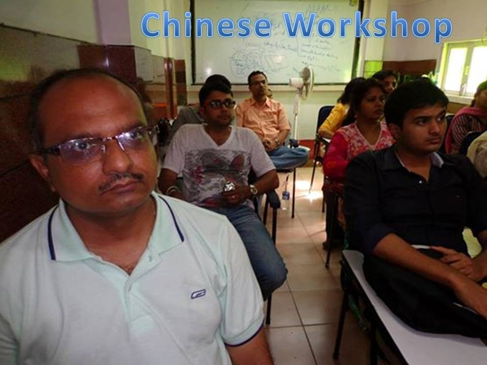 Chinese Workshop3