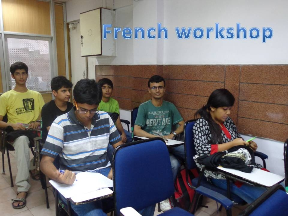 French workshop2