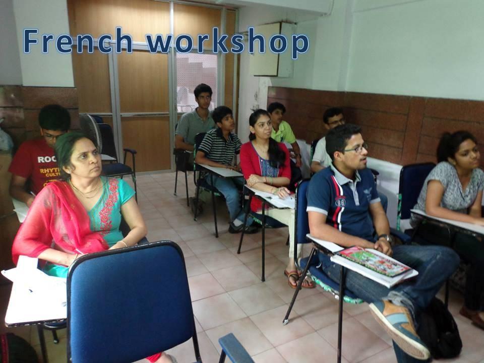 French workshop3