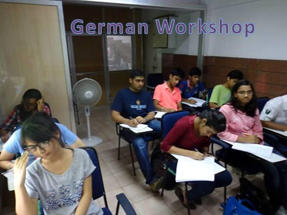 German Workshop1