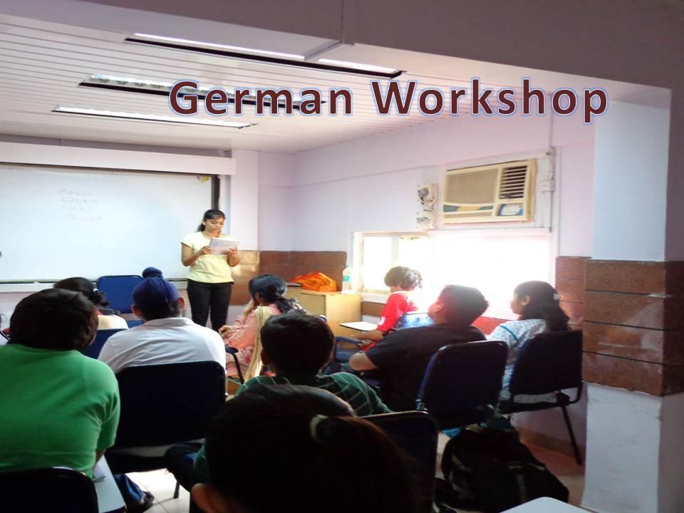 German Workshop6