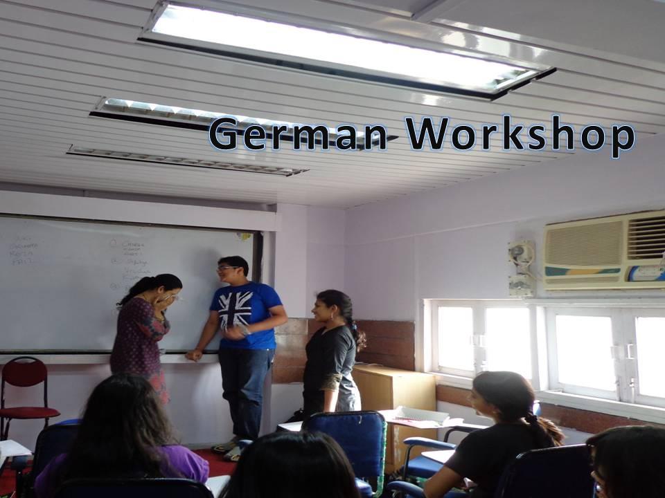 German Workshop7