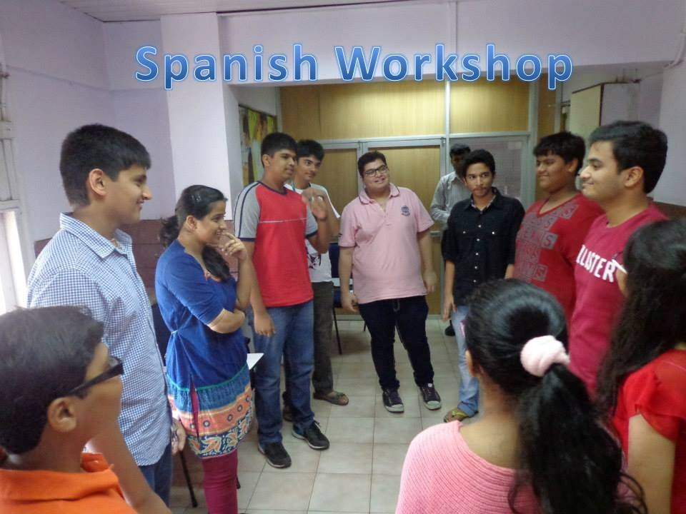 Spanish Workshop1